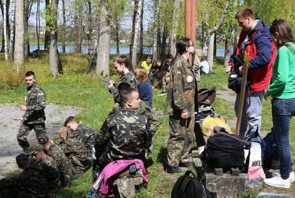 У школі №2 — краща військово-патріотична команда