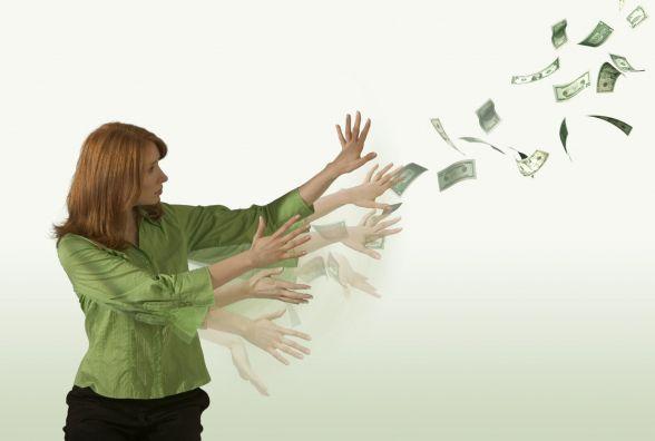 На що йде більша частина ваших грошей?