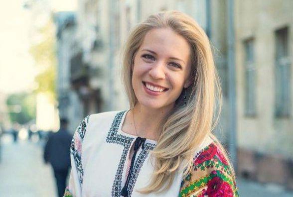 Коли всі почнуть розмовляти українською в Україні — буде єдність у державі — співачка Брія Блессінг