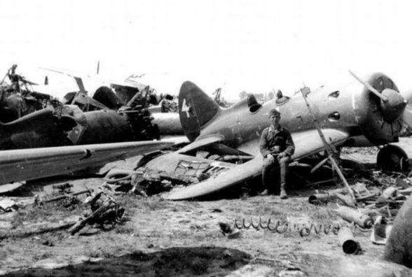 «Ненужная» правда о Немецко-советской войне или катастрофа 1941 года