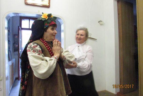 """Фоторепортаж з """"Ночі музея"""" в Козятині"""