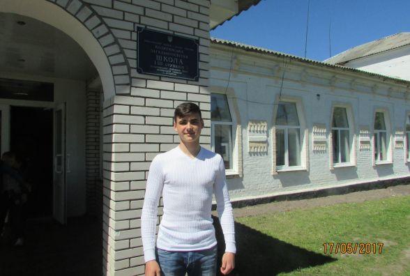 Парубок року — Микола Оліференко зі школи №9