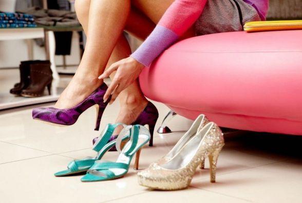 Де ви купуєте взуття?
