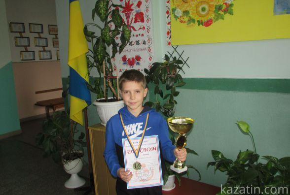 Денис Ващевський став чемпіоном України!