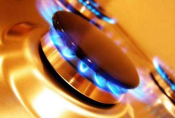 Ціна на газ зросла на 8 копійок з 1 квітня
