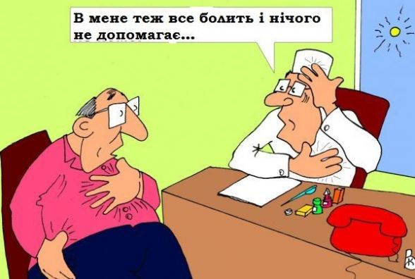 Ваша оцінка медичного обслуговування на Козятинщині?