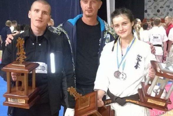 Ми стали призерами чемпіонату України