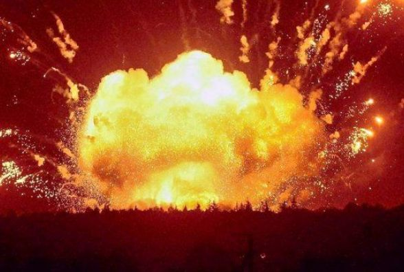 Хто, на вашу думку, винен у тому, що сталося в Калинівці на складах боєприпасів?
