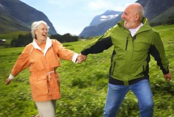 У чому секрет активного довголіття?