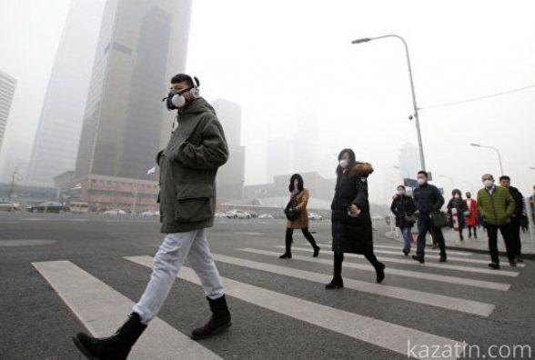 Персональний коридор Ганьби від смогу