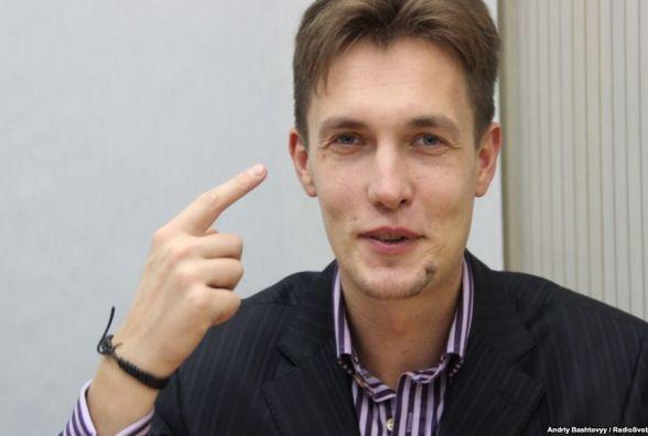 Київський письменник зібрав аншлаг у бібліотеці
