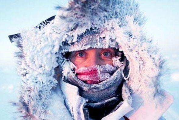6 змін, які відбуваються з нашим тілом, коли на вулиці стає холодно