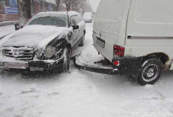 Аварії на дорогах міста