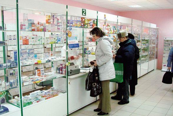 Не якісні ліки українських аптеках