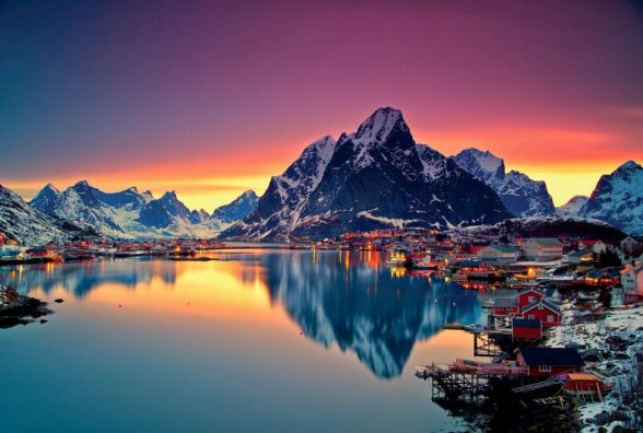 8 цікавих фактів про Норвегію (ВІДЕО)