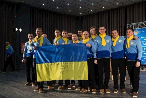 Українські паралімпійці відбули до Кореї