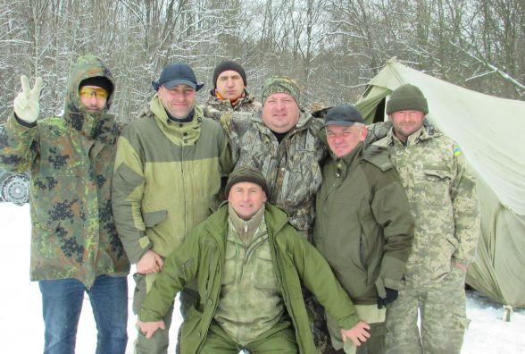 Козятинські снайпери вибороли дерев'яну медаль