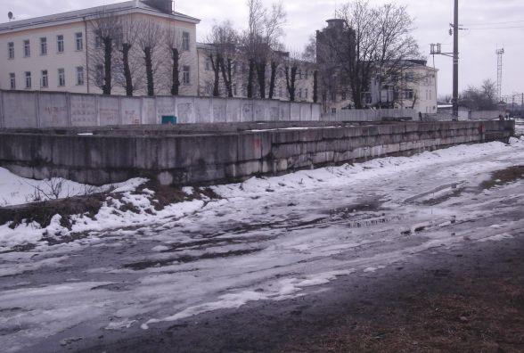 Доля профілакторію залізничників в Козятині