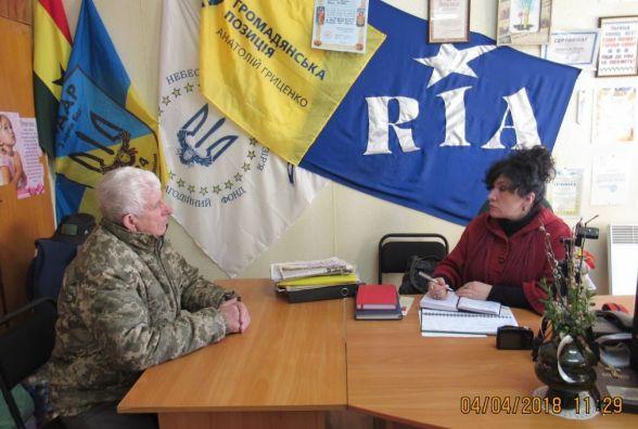 Ветеран війни звернувся в RIA, як останню інстанцію оновлено