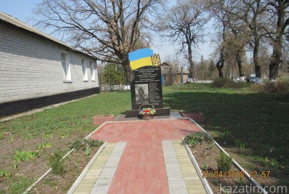 Бойові втрати Української нації за березень 2018 року