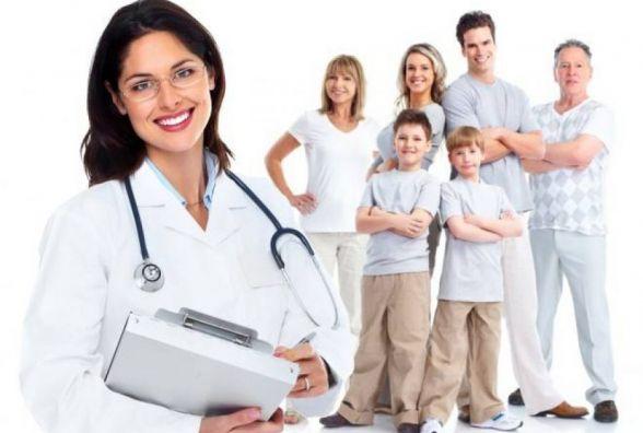 Сімейні лікарі району