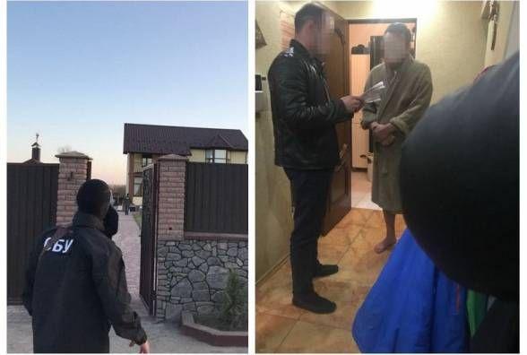 Колишнього козятинського прокурора взяли на хабарі