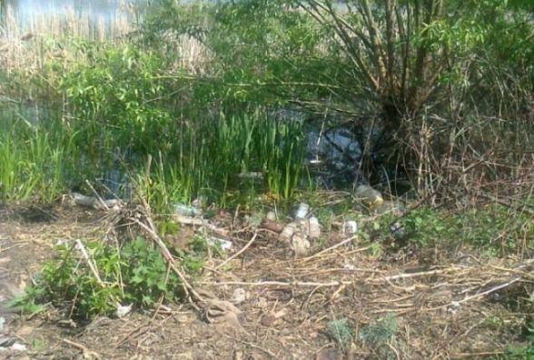 Вода в крані не якісна, бо забруднюють водозабори