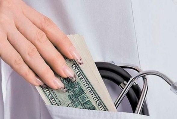 Питання до слідства і схеми хабарів
