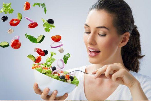 Тіло просить вітамінів та хлорофілу