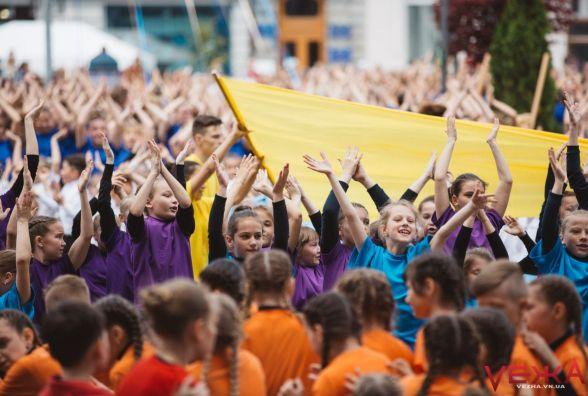 У Вінниці встановили рекорд України з наймасовішого танцю