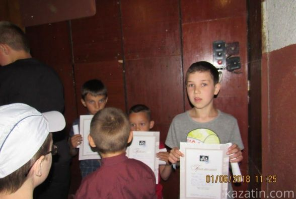 Дитячі обличчя Самгородка 01.06.2018 року