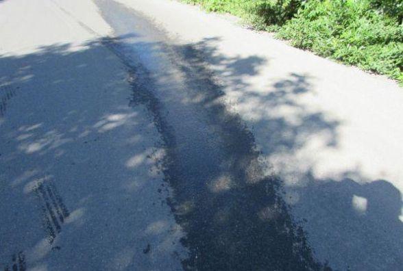 Вулицями гублять нечистоти