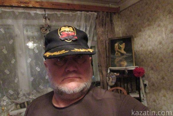 Я такої думки:  Порошенко не мій і, хто з ним, той проти Української нації