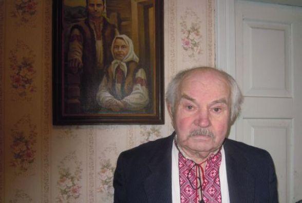 Хто цей дідусь, який зачитав Кобзаря, що московські попи повтікали