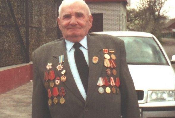 Микола Лунгов мріє дожити до 100-річчя