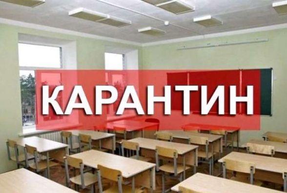Грип наступає: козятинські школи закрили на карантин