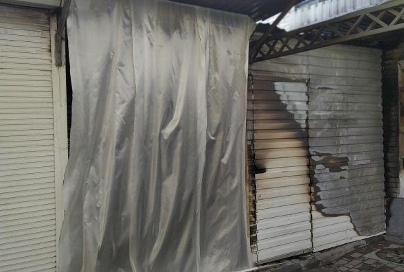 Пожежі: на ринку «Хлібодар» горіли контейнери, а в Залізничному — будинок