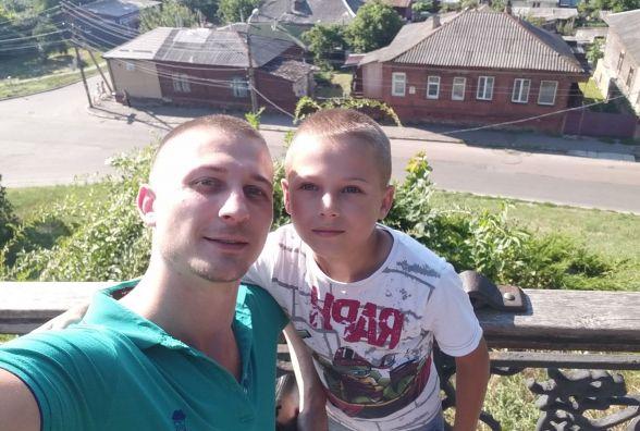 Максима Комара похоронять поряд з дружиною та сином