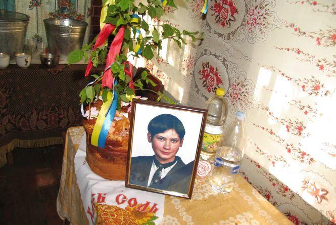 Микола Лукашук загинув від пострілу ворожого снайпера