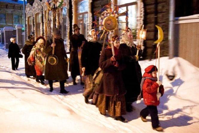Колядки на Різдво для дорослих і дітей