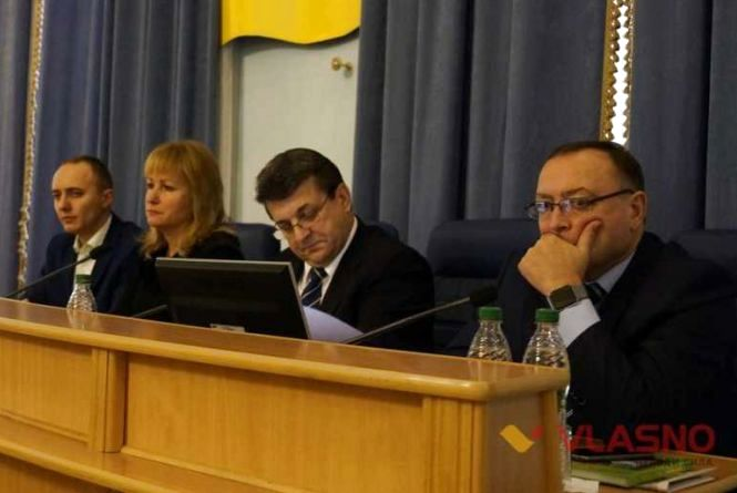 Заступник голови вінницької облради відмовився від посади