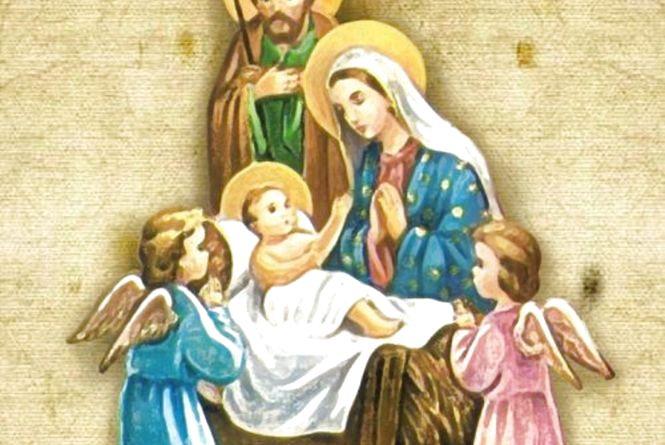 Святкуємо Різдво Христове!