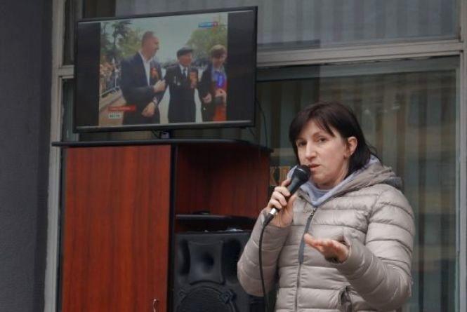 «Шевцова нам нав'язав Порошенко». Гайда пояснила сказане екс-главою поліції