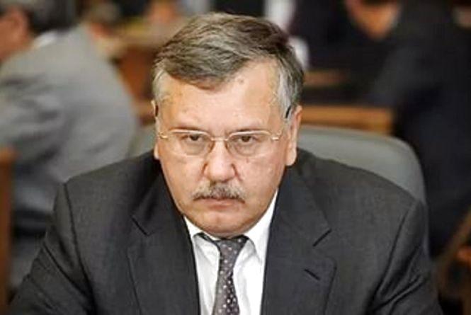 А.Гриценко: Жодна посадова особа не повинна мати недоторканність