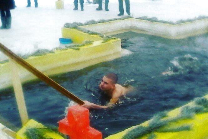 Білопільське святкування Водохреща