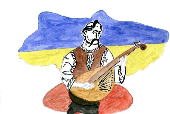 В потягах співають козацькі пісні