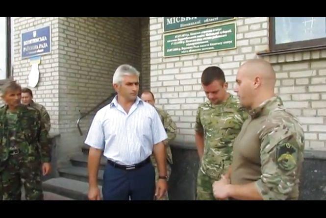 Як ветерани АТО воювали з чиновниками