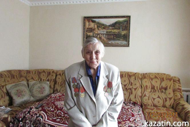 Любов Грижибовецька відмічає 90-річчя!