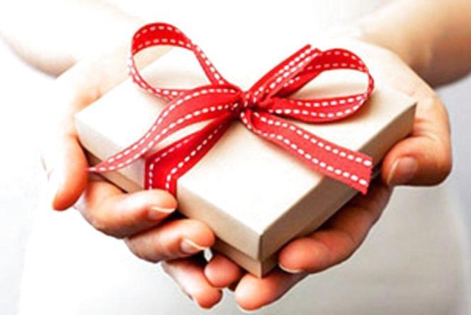 Хто був останнім, кому ти зробив(-ла) подарунок?