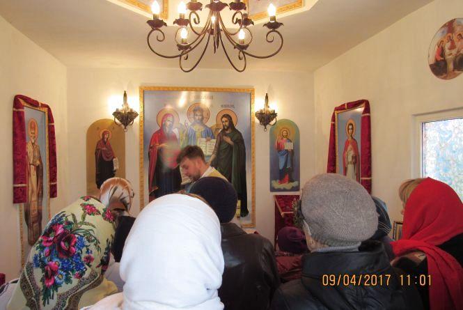 Вербна неділя у греко-католиків
